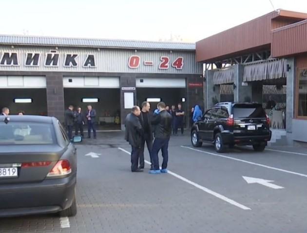 Чотирьох учасників стрілянини на Набережній залишать під вартою, - прокуратура