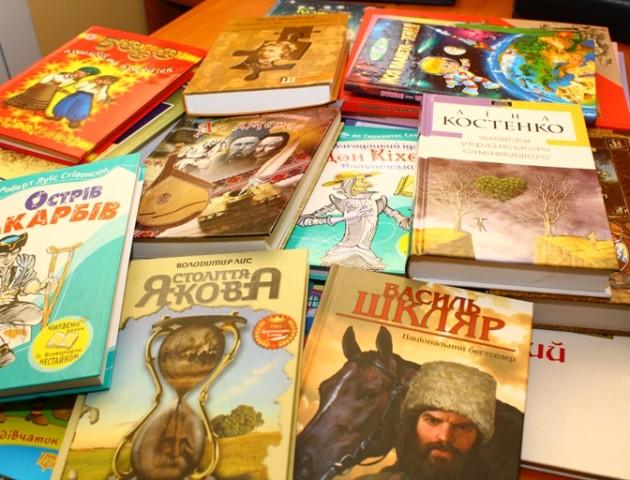 У Луцьку збирають книги українською мовою, які відправлять на схід