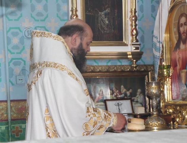 Митрополит Луцький і Волинський Михаїл відвідав храм у Горохові. ФОТО