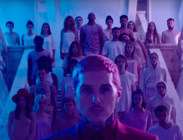 Відомий британський гурт відзняв у Києві новий кліп. ВІДЕО