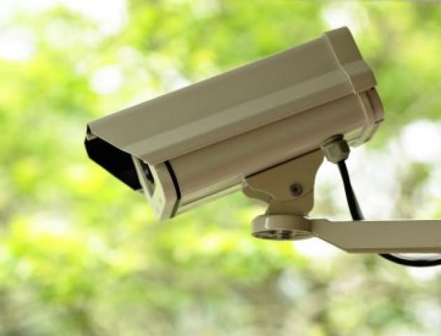 У центрі, сквері та на в'їздах: у Шацьку встановили камери нагляду