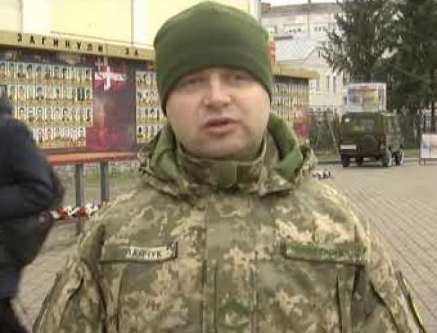 «За підбиті танки пообіцяли орден», - історія волинського бійця. ВІДЕО