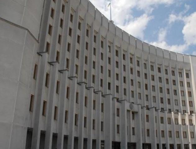 8 лютого відбудеться позачергова сесія Волинської обласної ради