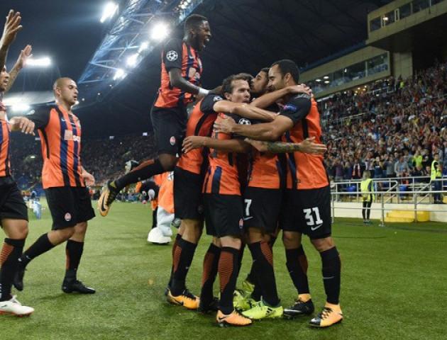 «Шахтар» обіграв «Манчестер сіті» і вийшов в плей-офф Ліги чемпіонів