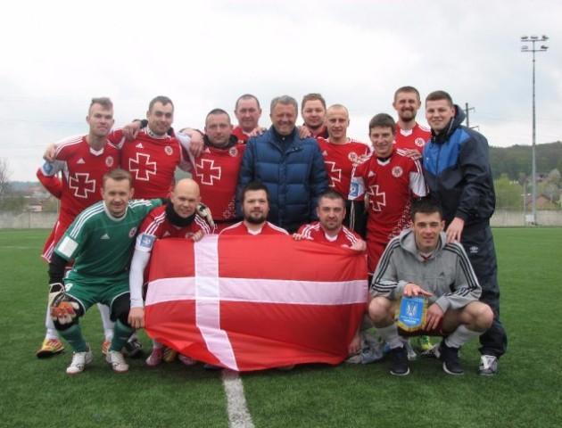 «Волинь-АТО» тримає лідерство в дивізіоні «Захід» Чемпіонату України
