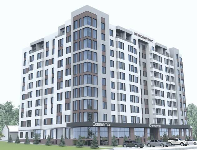 ЖК «Липинський +» пропонує придбати квартиру мрії