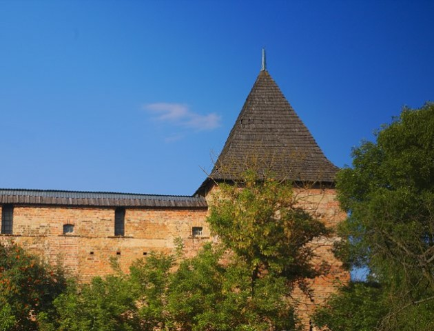 На реставрацію вежі Чарторийських у Луцьку залучать понад мільйон євро