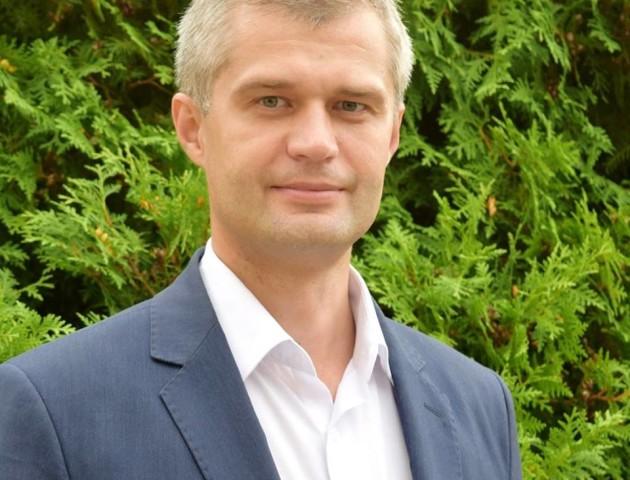 Депутат Волиньради Вячеслав Рубльов звітує перед громадою
