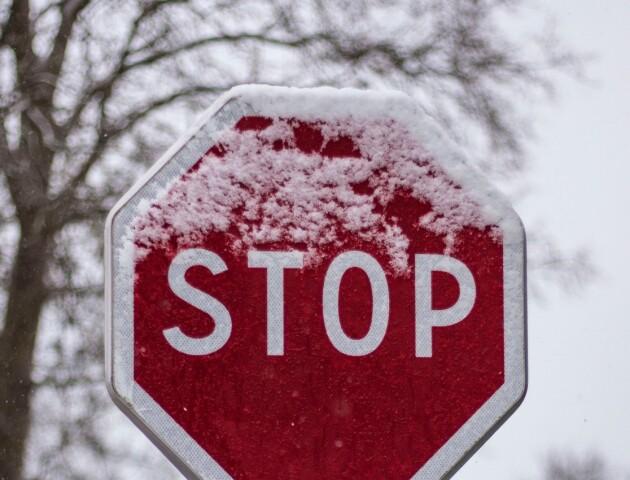 Волинь: просять переглянути доцільність поїздок 25-27 січня і автомобілістів, і перевізників