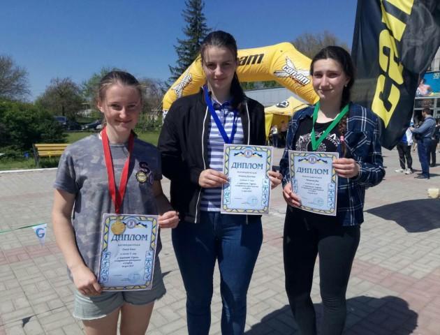 Лучани перемогли у чемпіонаті України зі спортивного орієнтування