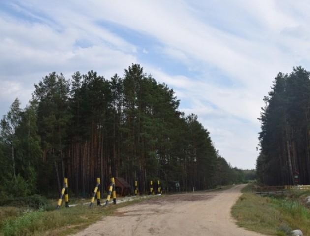 Волинські лісівники збудували майже 70 кілометрів доріг. ФОТО