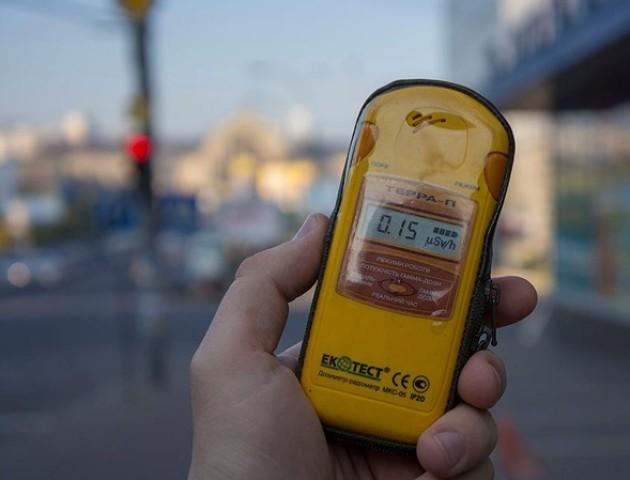 У яких містах Волині найвищий рівень радіації