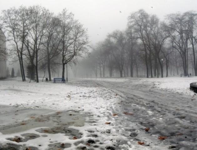 Хмарно, але без опадів: погода в Луцьку та області на 11 грудня