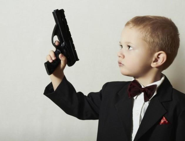 На Волині учень прийшов до школи із пістолетом