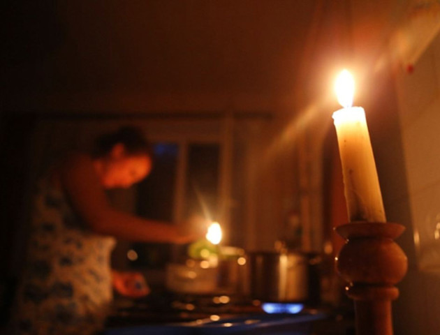Графік відключення світла у Луцьку 1 жовтня