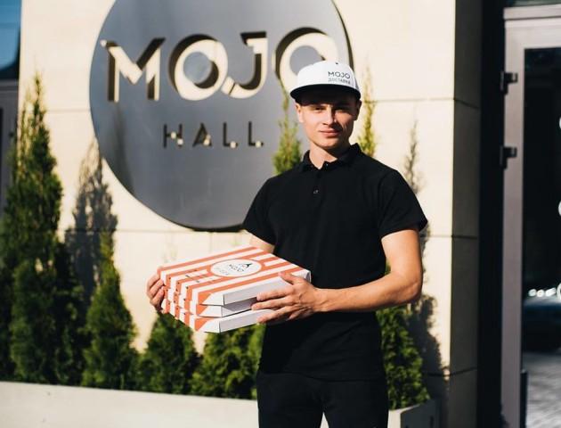 Луцький ресторан «Mojo» запустив сервіс доставки їжі
