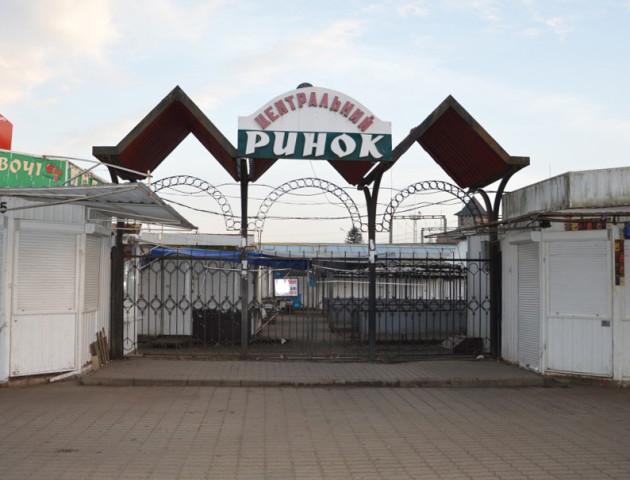 Підприємство «Луцькі ринки» отримало ділянку Центрального ринку. СХЕМА