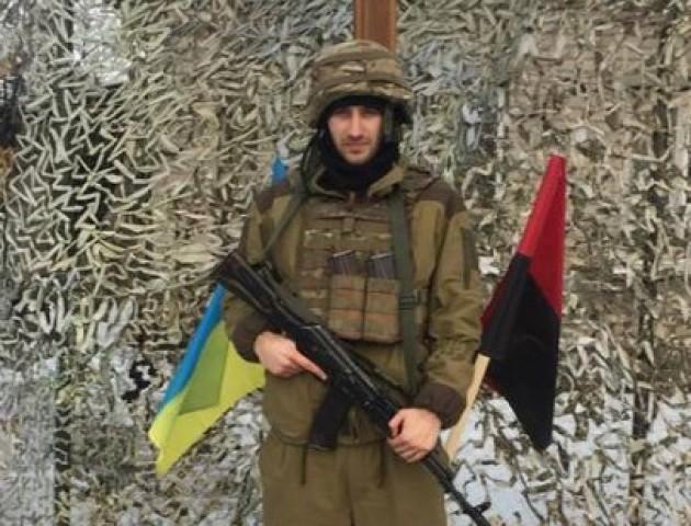 Депутат Луцькради пішов воювати на Схід добровольцем