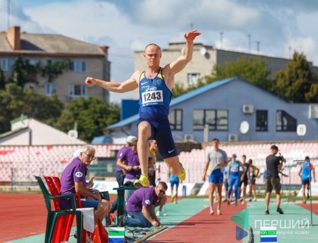 Чемпіонат України з легкої атлетики: результати волинян
