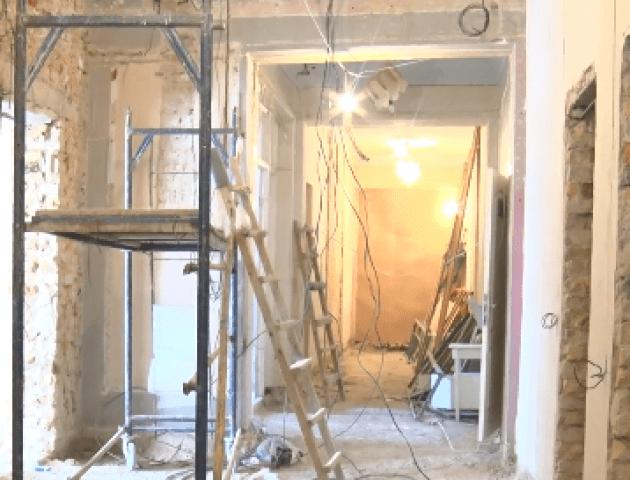 У Луцьку за 43 мільйони ремонтують інфекційну лікарню. ВІДЕО
