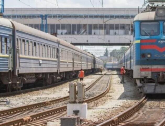 Поїзд«Ковель – Червоноград» тимчасово не курсуватиме