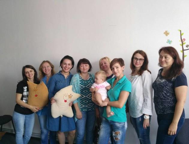 Завдяки «Пігмаліону 3D» у Луцьку стартував проект для батьків та дітей з ДЦП