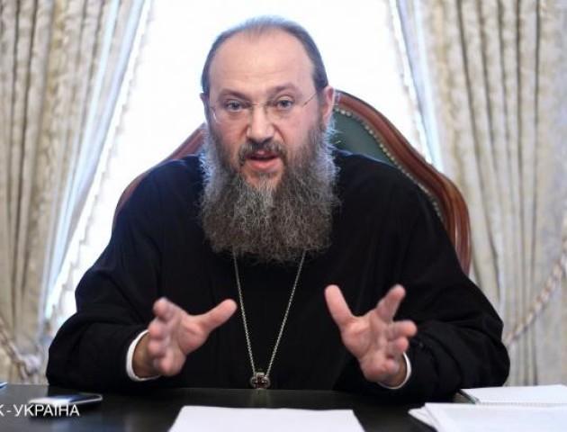 В УПЦ МП заговорили про мирні громадянські протести через Томос