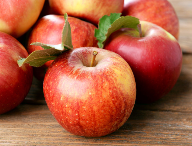 Україна збільшила експорт яблук до Європи в 9 разів