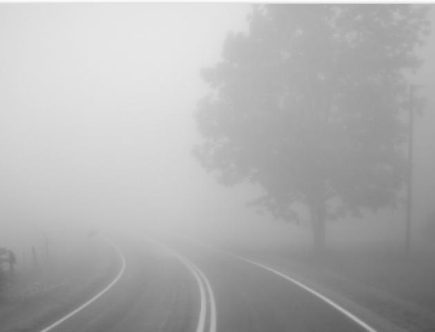 У понеділок більшу частину України вкриє туман
