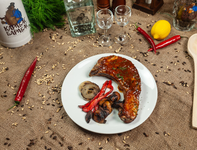 Доставка від «Карабасу»: як смачно харчуватися під час карантину