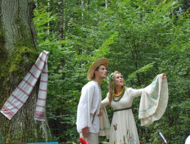 Опублікували програму фестивалю «Лісова пісня»