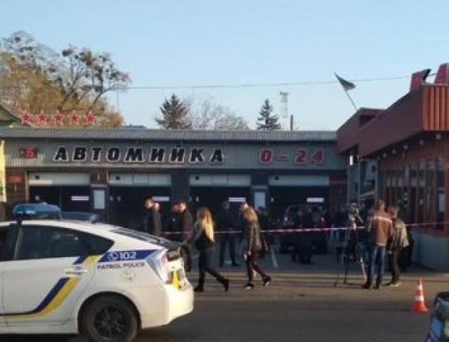 Під час стрілянини на автомийці у Луцьку загинула людина