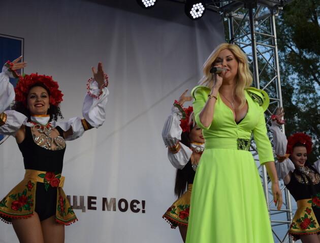 День селища у Заболотті святкували з Катериною Бужинською