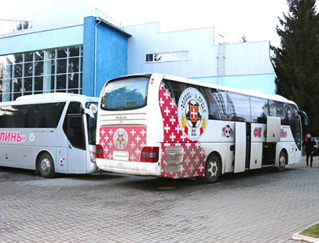 Футболісти «Волині» поїхали на збори в Туреччину