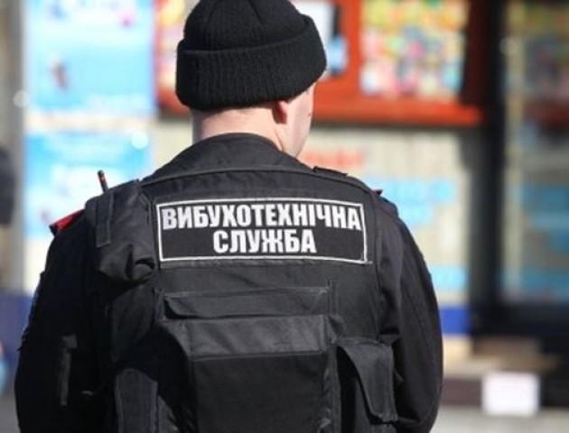 У відділенні банку в Луцьку шукали бомбу