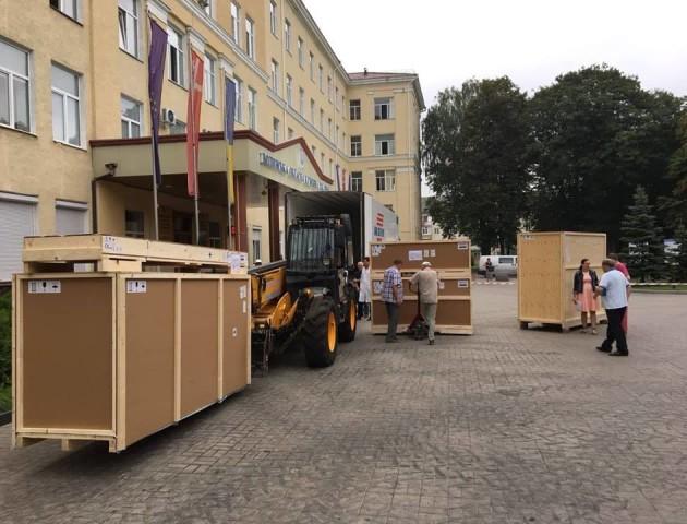 У Волинській обласній лікарні – новий рентген. ФОТО