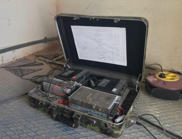 У Волиньраді знайшли апаратуру для прослуховування