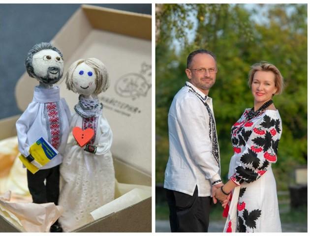 Кандидат у президенти України похвалився оригінальним подарунком від лучанки