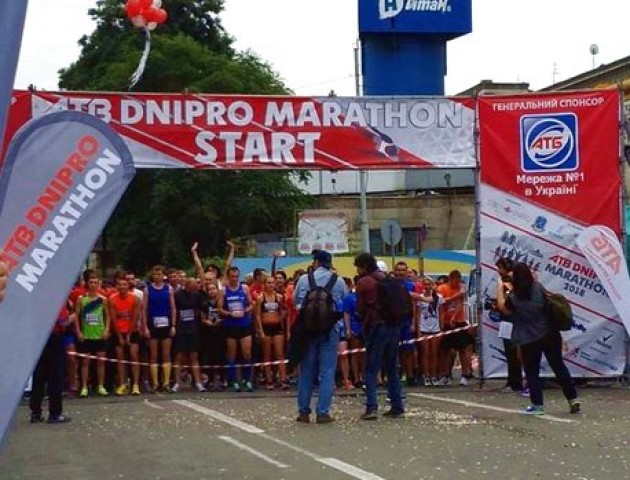 Волинянка стала чемпіонкою України з марафонського бігу