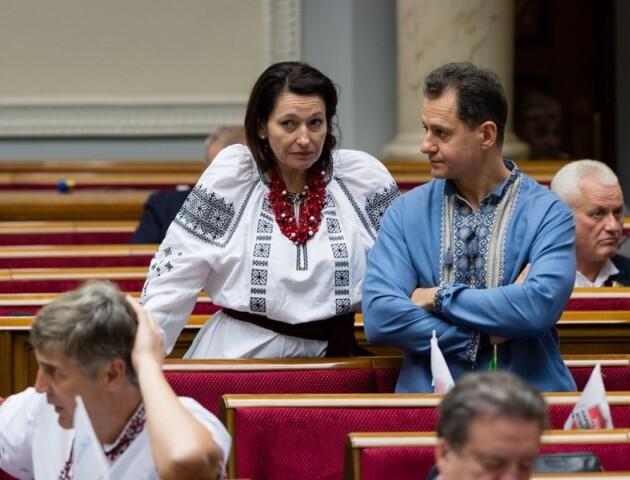 Констанкевич заявила, що буде балотуватися в нардепи від 23 округу на Волині