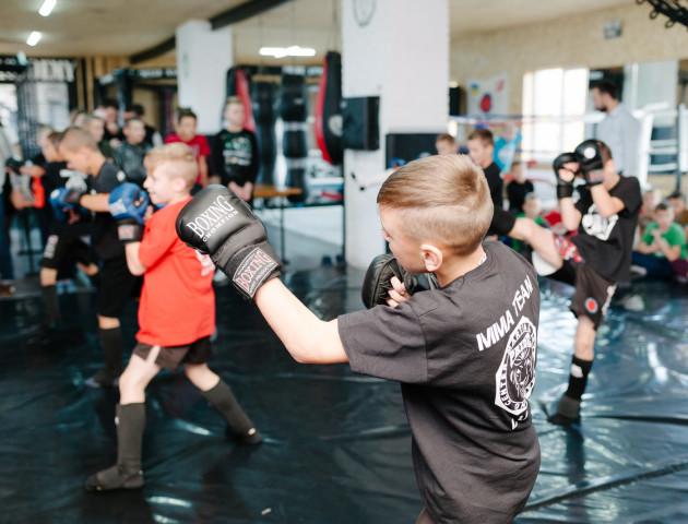 Луцький клуб бойових мистецтв «Прайд» відзначив день народження. ФОТО