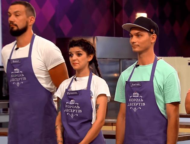 Апетитні капкейки та Астаф'єва у повний зріст: лучанин продовжує битву в кулінарному шоу. ВІДЕО