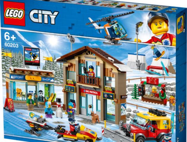 Конструктори LEGO для будь-якого віку