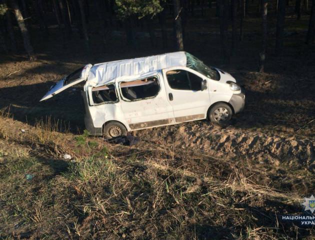 Відомо подробиці смертельної ДТП на Волині, де постраждали 4 людей