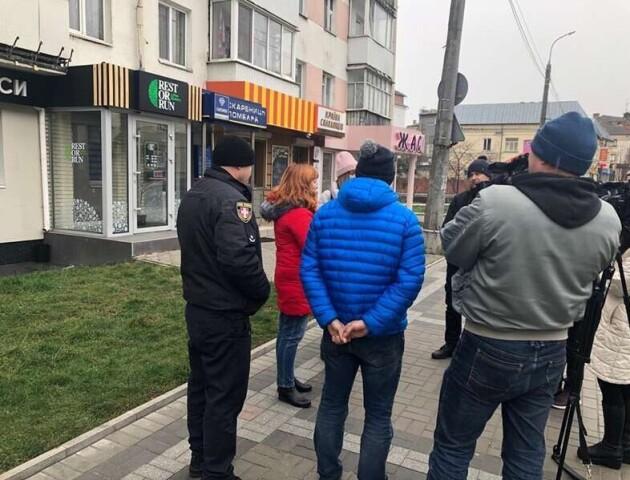 Власниця пояснила «російськомовність» кав'ярні в центрі Луцька