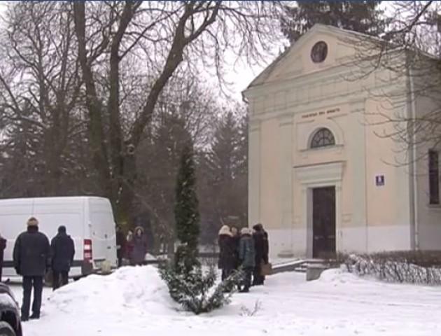 У Луцьку попрощались із першим ректором ВДУ Анатолієм Свідзинським. ВІДЕО