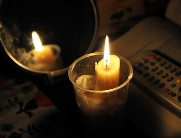 Графік відключення світла у Луцьку 13 вересня