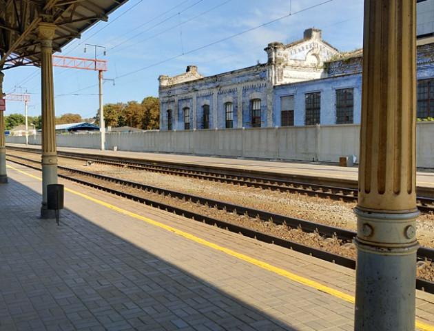 У Ковелі залізницю відгородять  бетонним парканом