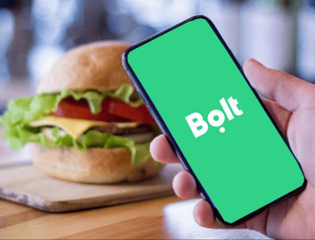 Компанія Bolt в Україні доставлятиме їжу