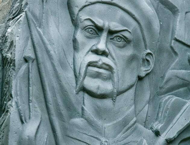 Біля Берестечка відкрили пам'ятник полководцю Івану Богуну